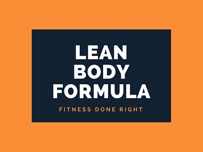 Women's LEAN BODY Formula