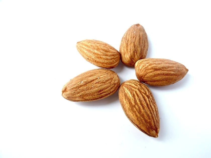 Almonds: Moderate Calories For Weight Loss