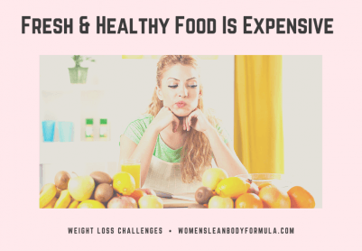 Fresh And Healthy Food Is Just Too Expensive