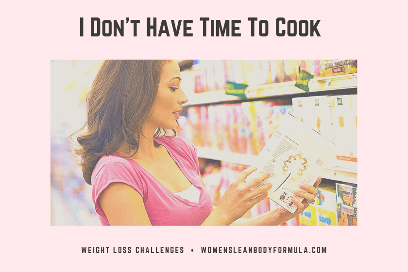 I Do Not Have Time To Cook