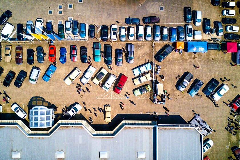Park Your Car Far Away