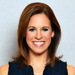 Jenna Wolfe, American journalist and personal trainer