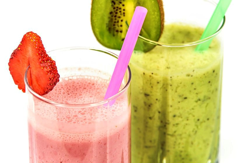 Natural Smoothie Top Videos & Recipes