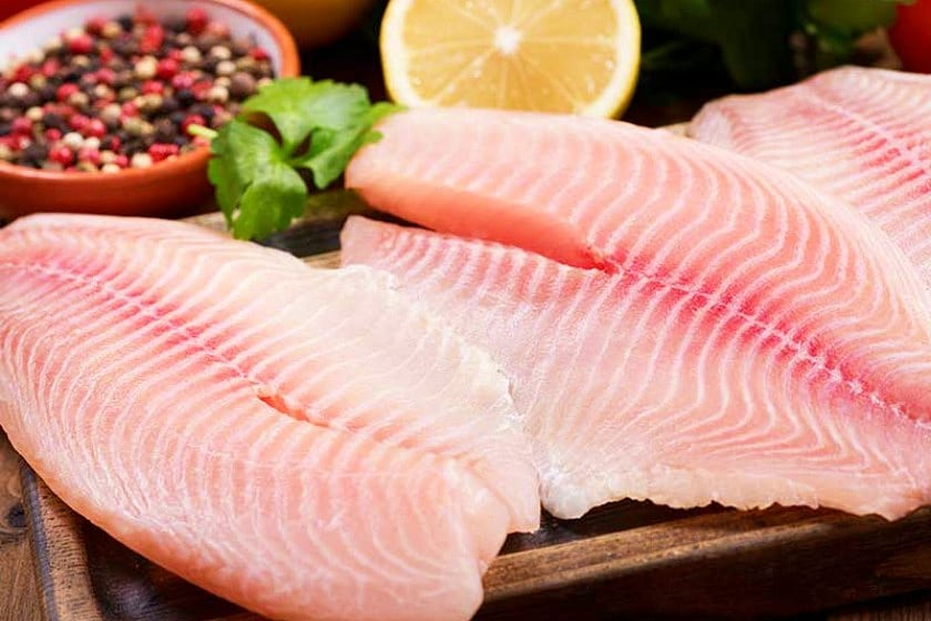Tilapia fish HEALTHY FOODS
